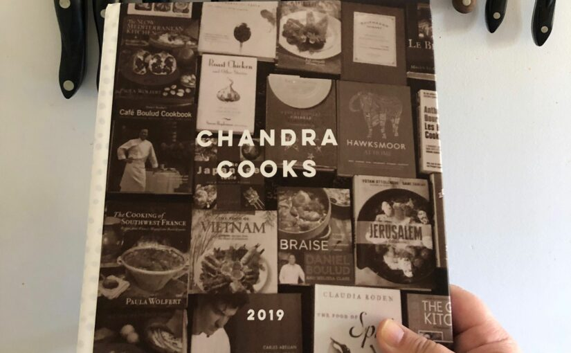 Wish we could cook like Chandra